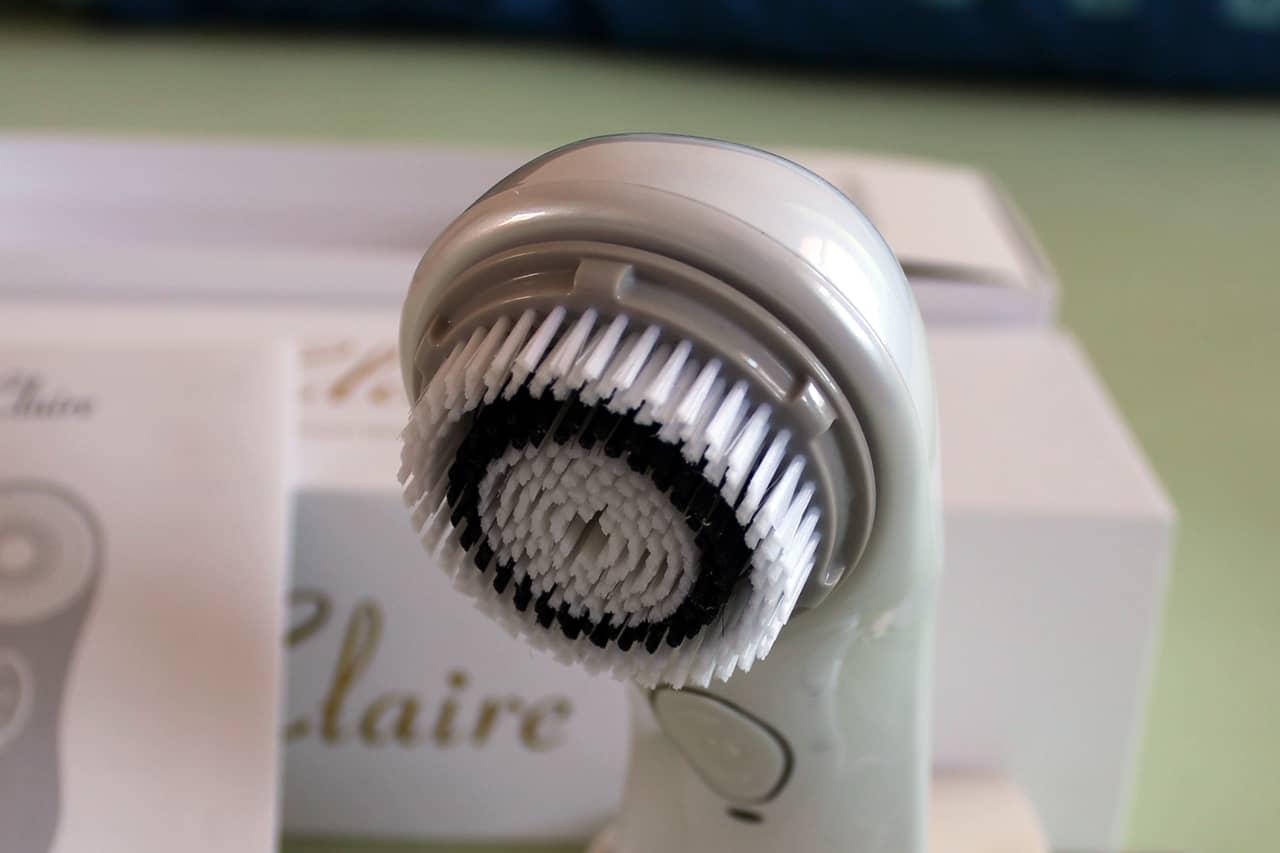 Gesichtsbürste Test: Erfahrungen mit der Claire Premium