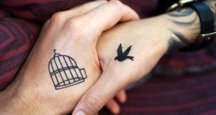 Der neue Körperschmuck-Trend: Tattoos zum Aufkleben