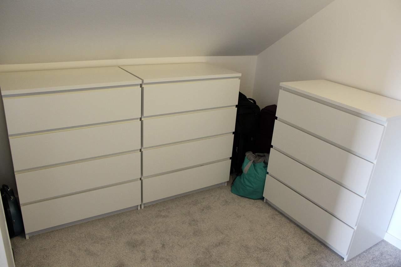 Ikea MALM Kommoden