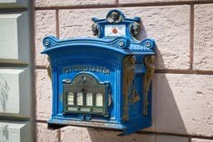 Die optimalen Briefkasten-Maße